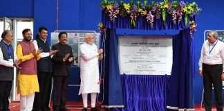 Narendra Modi at IIT Mumbai