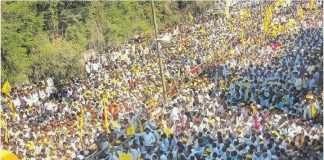 Dhangar community protest