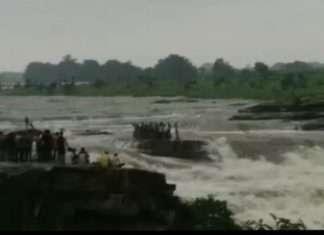 madhya pradesh 11 youth drowned in Sultan Garh Waterfalls