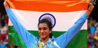 PV Sindhu wins silver medal