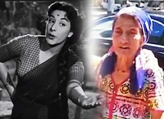 Uzbegistan lady sung hindi song