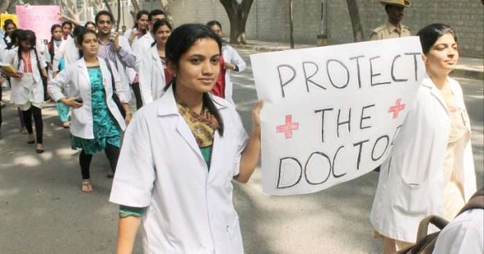 MART protect doctor