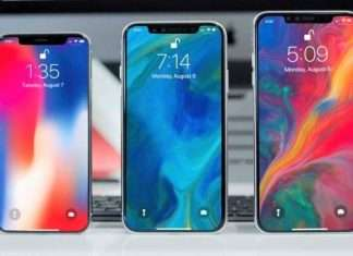 new 3 iPhones