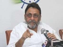 NCP Spokesperson Nawab Malik