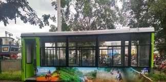 Matherans mini train