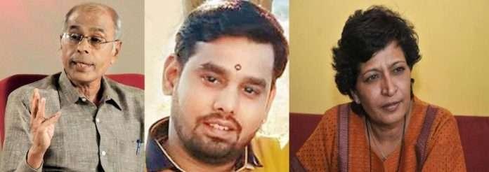 dr. narendra dabholkar, gauri lankesh and accused sachin andure