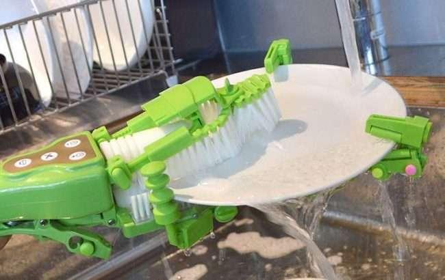 dish washer robot
