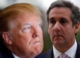 donald trump with lawyer