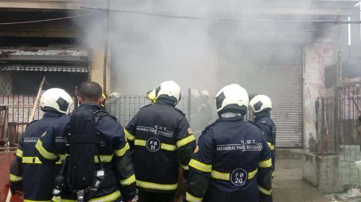 paral fire case
