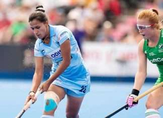 india hockey ladies team