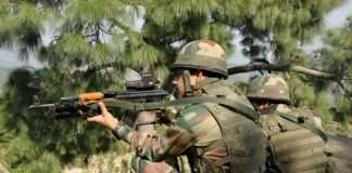 jammu and kashmir encounter near loc in naugam sector of kupwara army kills two pak terrorists killed