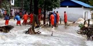 Kerala state under water