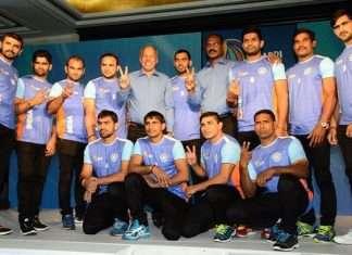 men kabaddi india team