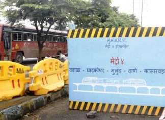 people will face traffic problem for metro in thane in next four years