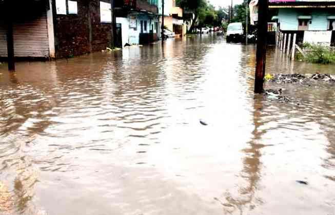 Heavy rainfall in marathwada and vidharbha