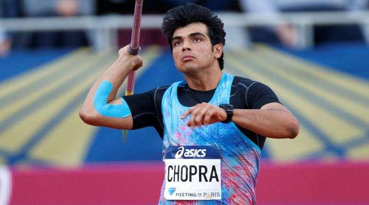 neeraj chopra wins gold medal
