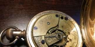 pocket watch titanic
