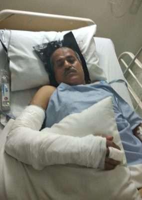 police hawaldar ishwar tawde
