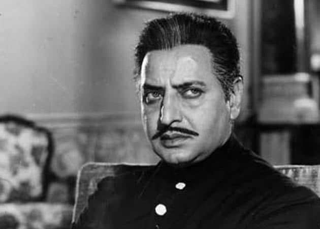 Actor Pran