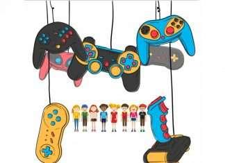 teenager addicted gaming