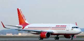 Air India emergency landed,136 passengers are safe