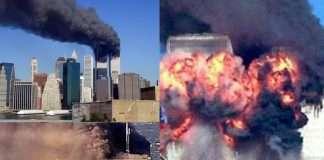 Bomb blast in america