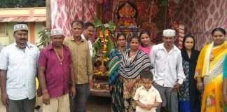 hindu muslim celebrate ganapati utsav