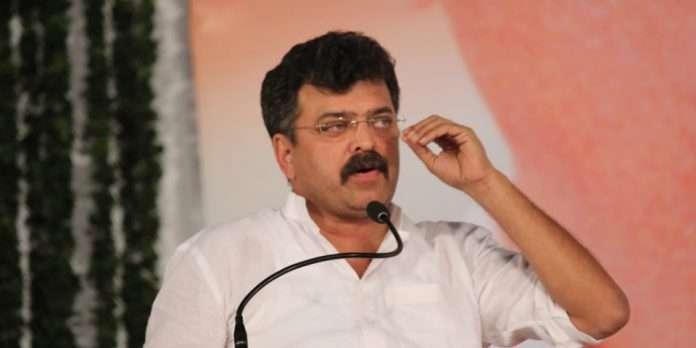 NCP Leader Jitendra Awhad
