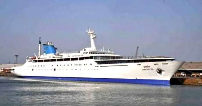 India's First Luxury Angriya Cruise To Cost Rs. 7500 For