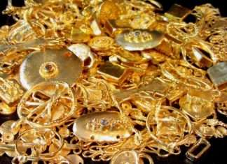 Railway passanger caught with 17kg illegal gold