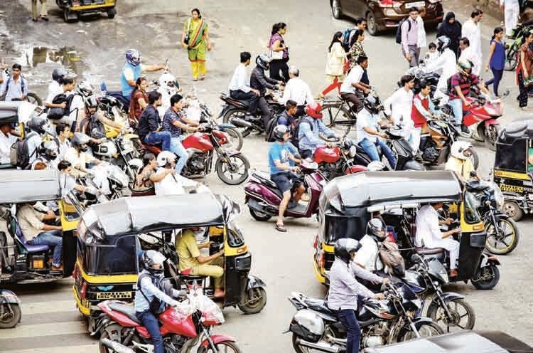 Mumbaikars prefer Two-wheelers