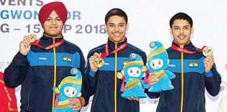india in world shooting
