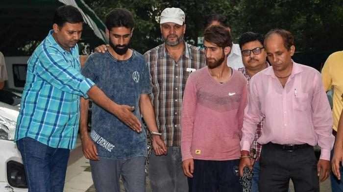 Delhi police arrest Terrorist