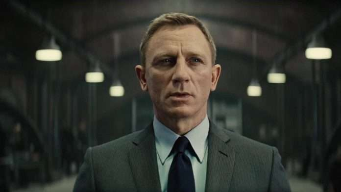 Hollywood actor James Bond became father