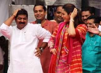 BJP MLA Ram Kadam