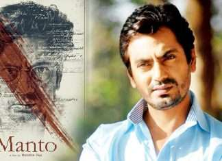 Actor nawazuddin siddiqui in manto