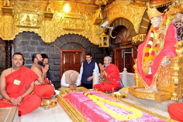 Shirdi Sai temple will open for devotees from monday