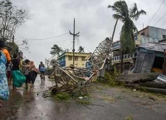 Cyclone 'Titli'