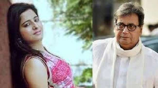 Subhash Ghai and kate sharma