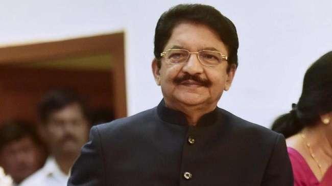 governor c vidyasagar rao