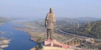 sardar Vallabhbhai patels statue