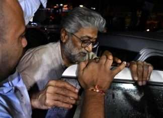 Maharashtra government file plea against Gautam Navlakha release