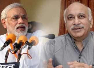M J Akbar Resign due to #MeToo