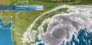 Titli Cyclone Odisha