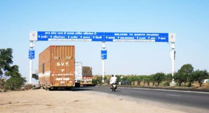 boundary of Maharashtra-Madhya pradesh