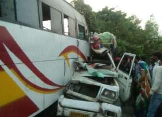 road accident in raebareli uttar pradesh seven died