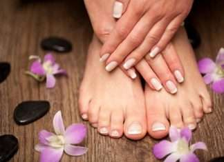 how to take care of ankle in winters at home