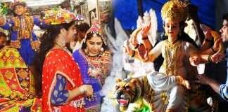 Preparation begins for colourful navratri utsav 2018