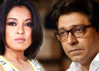 Tanushree Dutta Raj Thackeray