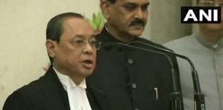 Justice Ranjan Gogoi takes oath in rashtrapati bhavan as the 46th chief justice of India